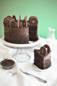 Chocolate Therapy Cake