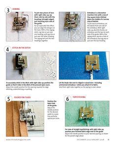 #ClippedOnIssuu from Threads magazine 134 january 2008