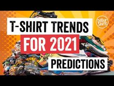 Top 10 T-Shirt Design Trends for 2021 | My fashion predictions for Print on Demand t shirts. – T-shirts Channel – The T-Shirt Design News and Reviews