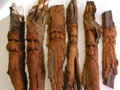Arts and Carvings - Don Heuerman & Linda Kiniry from the Vermont Hand Crafters website