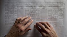 Görme Engelliler için Haritacılıkta Yeni Gelişmeler
