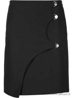 Cerimonia di apertura buttoned minigonna - 11269862 - Gonne