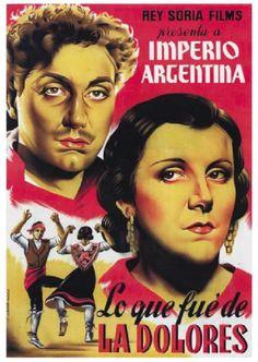 Lo que fue de la Dolores (1947)