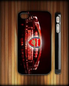 arsenal - emirates stadium on iphone 4, iphone
