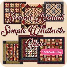 Kim Diehl - Simple Whatnots - 2nd Year