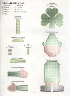 ST. PAT'S PATTERNS