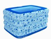 Inflatable padded insulated baby swimming poolInfant Cao Tong large swimming poolSquare baby of the family swimming poolC >>> Click image to review more details.Note:It is affiliate link to Amazon.