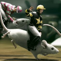 KEROZEN take your mouse - Jean-Charles Debroize.