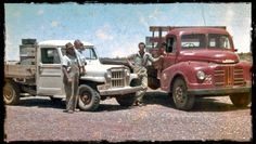 Family Stories: Photographs and Memories: Sharing Memories - Mail deliveries in the Outback