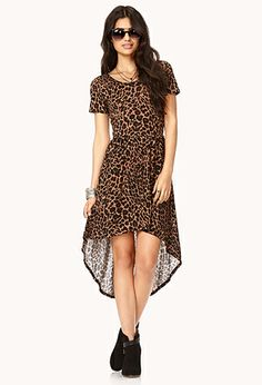Wild Thing High-Low Dress | FOREVER 21 - 2000092107 19.80