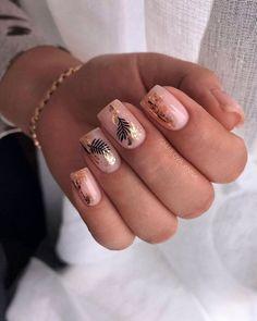 Gorgeous nail art design 2020  #nailart #naildesign #nailideas Nail Art Cute, Cute Acrylic Nails, Fun Nails, Perfect Nails, Gorgeous Nails, Pretty Nails, Nexgen Nails Colors, Nail Colors, Nail Manicure