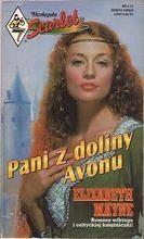 Okładka książki Pani z doliny Avonu