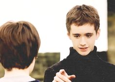 Oliver Wood was so cute!