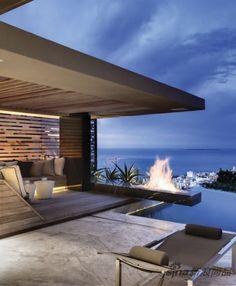 Home Interior Design .Home Interior Design Outdoor Spaces, Outdoor Living, Outdoor Seating, Outdoor Ideas, Outdoor Retreat, Architecture Design, Contemporary Architecture, Amazing Architecture, Landscape Architecture