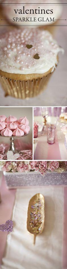Valentine's Glam & Glitter party