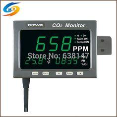 Купить товарБольшой из светодиодов углекислого газа тестер CO2 регистратор температуры влажности мониторинга с 30,000 записей регистрации данных TM 187D в категории Термометрические приборына AliExpress.               Большой светодиодный углекислого газа тестер CO2 диктофон температуры и влажности мониторинга с 30,000 зап
