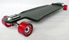 Professional longboard skateboard Double drop down through Downhill Ranger DDM #URBAN