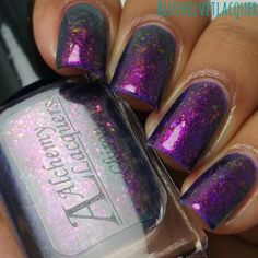 Chiron by AlchemyLacquers on Etsy