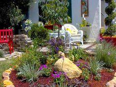 Romantic Setting | Flowers and Foliage | Shirley B...