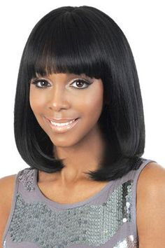 Weave Cap Hairstyles | Outre Quick Weave Complete Cap Synthetic Hair ...