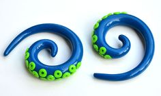 Polymer Clay Gauges (part 1) on Behance