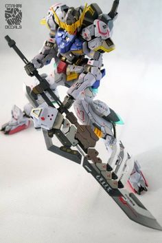 Custom Build: 1/100 Gundam Barbatos Ver. Chessanova - Gundam Kits Collection News and Reviews