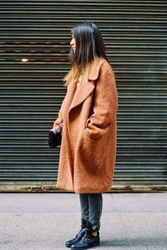 New York Fashion Week AW 2014....Meruyert