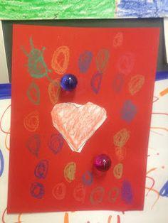 That Little Art Teacher: Kindergarten Love Notes