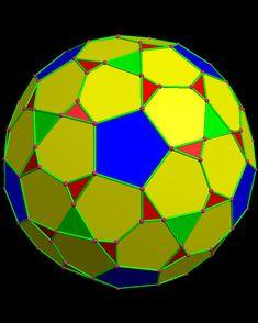 Two Chiral Polyhedra