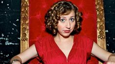 """On the list of """"Things I'll Never Get Over"""", Kristen Schaal's awesomeness is pretty high."""