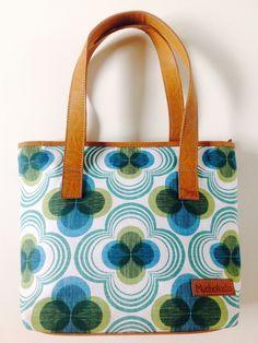 Shopping bag vegan Flor