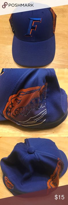 ba2cc2f5655 Florida Gators UF One Fit LG XL Hat In good condition. No Rips Stains.  Pet Smoke Free. On Top of The World Accessories Hats
