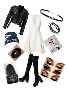 """Untitled #3"" by tyallison565 ❤ liked on Polyvore featuring Victoria Beckham, VIPARO, Apex and Giani Bernini"