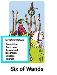 Reward And Recognition, Daily Tarot, Good News, Comic Books, Success, Comics, Cover, Cartoons, Cartoons