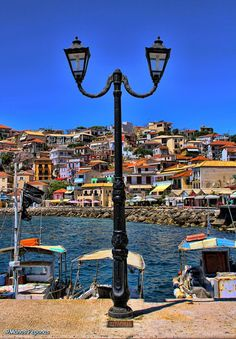 Resort of Parga (prefecture of Preveza)