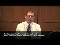 Why is it important to embed intensive interventions within a tiered system of supports? - YouTube