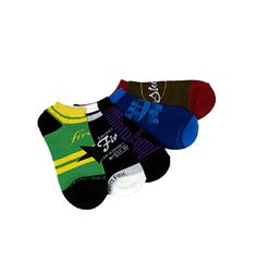 Firefly Socks Set Of 5 I SWEAR BY MY PRETTY FIREFLY SOCKS I WILL END YOU.  You can get a pack of all 5 designs.  #joss #whedon #josswhedon #merch #firefly #serenity #socks #set #giftset #gift #blue #sun #browncoats