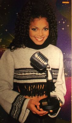 Janet Jackson Jo Jackson, Jackson Music, Jackson Family, Michael Jackson, Janet Jackson Velvet Rope, Black Music Artists, Toni Braxton, The Jacksons, Pretty Black
