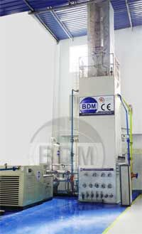 """#Air separation plants manufactured and exported by #BDM in technical collaboration with an Italian company """"Felice Mandressi Italia"""" performs exceptionally and gives guarantee of longevity."""