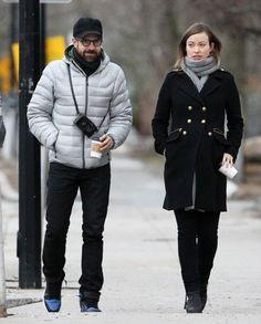Olivia Wilde Photos: Olivia Wilde and Jason Sudeikis Stroll in Boston