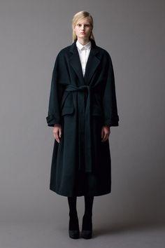 bathrobe coat by finnish designer samuji.