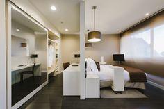 Junior suite - Rafaelhoteles Forum Alcalá