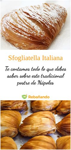 Empanadas, Italian Desserts, Italian Recipes, Latin American Food, Churros, Cake Decorating, Good Food, Cookies, Ethnic Recipes