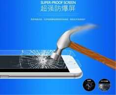 HOT 2017 NEW GOOD 0.3mm Premium Screen Protector CASE for iPhone 8 7 4 4S SE 5S 5 5C 6 6s 6s PLUS X 5.5 inch Tempered glass