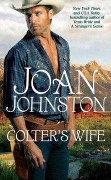 Colter's Wife by Joan Johnston (novel)
