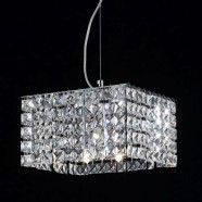 Luxury Crystal Lamp by Olux