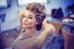 Different Updo Looks : theBERRY
