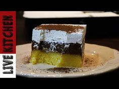 Cookbook Recipes, Cooking Recipes, Lollipop Bouquet, Low Calorie Cake, Desserts With Biscuits, Greek Recipes, Kitchen Living, Cheesecake, Ice Cream