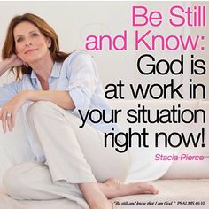 Have a Super Sunday: Take some time to : Be Still And Know God Is At Work in Your Situation Right Now! #sunday #sundayservice #inspiration #motivation #bestill #quote #myownquote #Godisatwork #meditate #lifecoach2women #successchronicles
