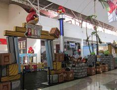 Shopping Tamboré recebe o espaço de entretenimento Angry Birds | Jornalwebdigital